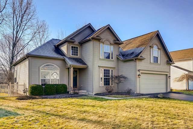 8335 Reynoldswood Drive, Reynoldsburg, OH 43068 (MLS #221001196) :: 3 Degrees Realty
