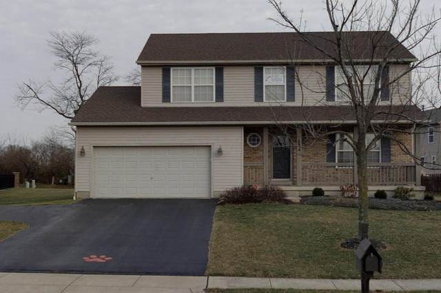 5876 Buckeye Parkway, Grove City, OH 43123 (MLS #221001212) :: Berkshire Hathaway HomeServices Crager Tobin Real Estate