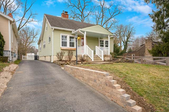 213 W Kanawha Avenue, Columbus, OH 43214 (MLS #221001244) :: RE/MAX Metro Plus
