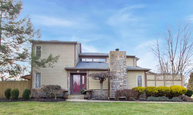 3 S Spring Road, Westerville, OH 43081 (MLS #221001250) :: The Raines Group