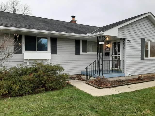 2627 Dartmoor Road, Grove City, OH 43123 (MLS #221001252) :: Berkshire Hathaway HomeServices Crager Tobin Real Estate
