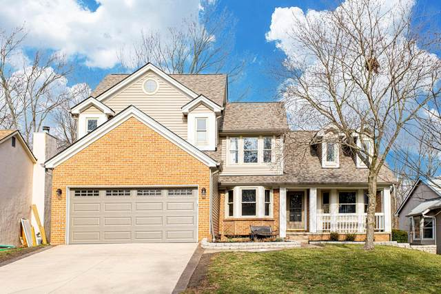 2306 Worthingwoods Boulevard, Powell, OH 43065 (MLS #221001264) :: The Jeff and Neal Team | Nth Degree Realty