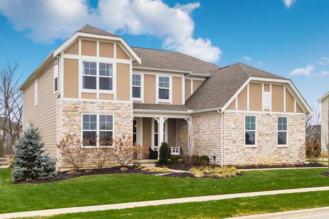 8266 Macha Court, Dublin, OH 43016 (MLS #221001266) :: The Jeff and Neal Team | Nth Degree Realty