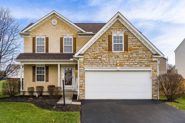 132 Georges Creek Drive, Pickerington, OH 43147 (MLS #221001275) :: 3 Degrees Realty