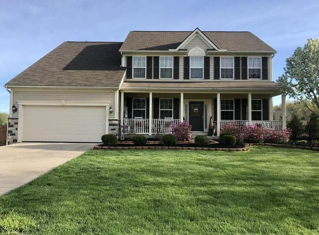 312 Brittany Court, Granville, OH 43023 (MLS #221001296) :: 3 Degrees Realty