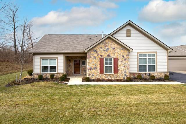 128 Colonial Woods Drive, Mount Vernon, OH 43050 (MLS #221001307) :: Shannon Grimm & Partners Team