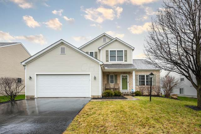 219 Fox Glen Drive W, Pickerington, OH 43147 (MLS #221001321) :: 3 Degrees Realty