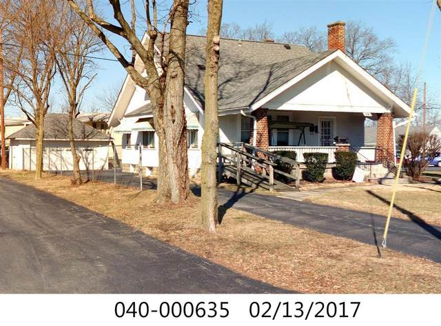 3663 Broadway, Grove City, OH 43123 (MLS #221001335) :: Berkshire Hathaway HomeServices Crager Tobin Real Estate