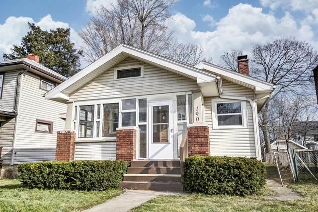 190 N Burgess Avenue, Columbus, OH 43204 (MLS #221001336) :: Core Ohio Realty Advisors