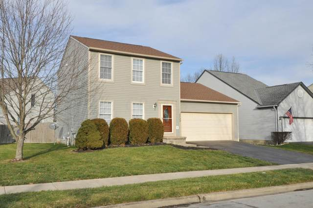 5722 Silver Spurs Lane, Galloway, OH 43119 (MLS #221001337) :: Berkshire Hathaway HomeServices Crager Tobin Real Estate
