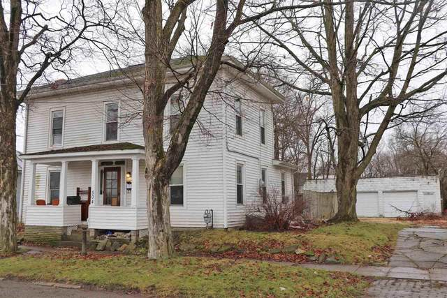 504 W Vine Street, Mount Vernon, OH 43050 (MLS #221001343) :: Sam Miller Team