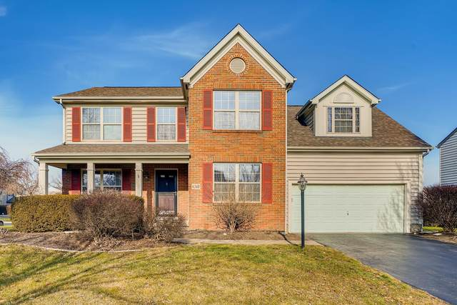 6340 Kendall Ridge Boulevard, Dublin, OH 43016 (MLS #221001349) :: Signature Real Estate