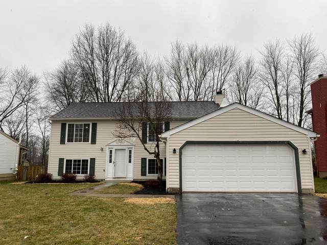 383 Forestwood Drive, Gahanna, OH 43230 (MLS #221001364) :: RE/MAX Metro Plus