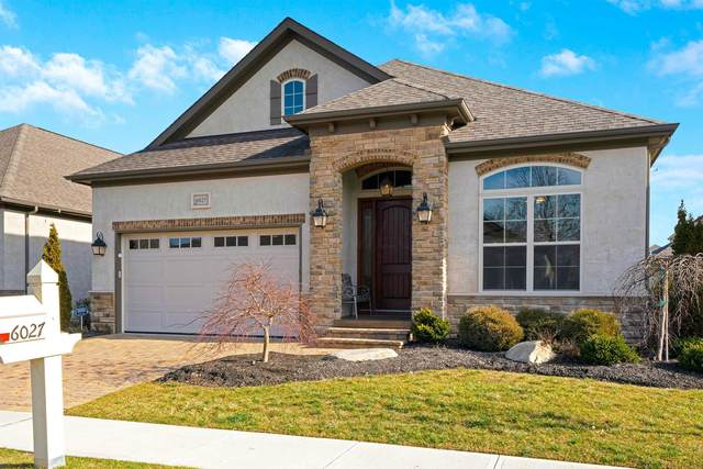 6027 Ellison Drive, Westerville, OH 43082 (MLS #221001373) :: Signature Real Estate