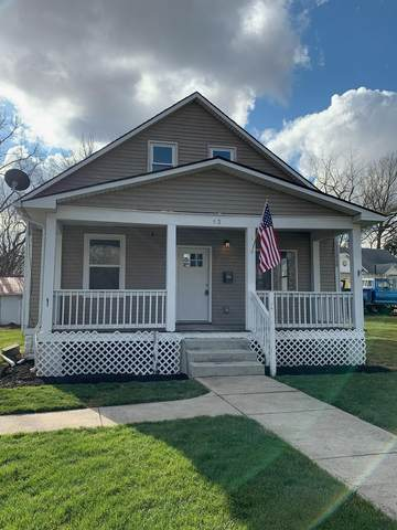 193 S Main Street, London, OH 43140 (MLS #221001375) :: Berkshire Hathaway HomeServices Crager Tobin Real Estate