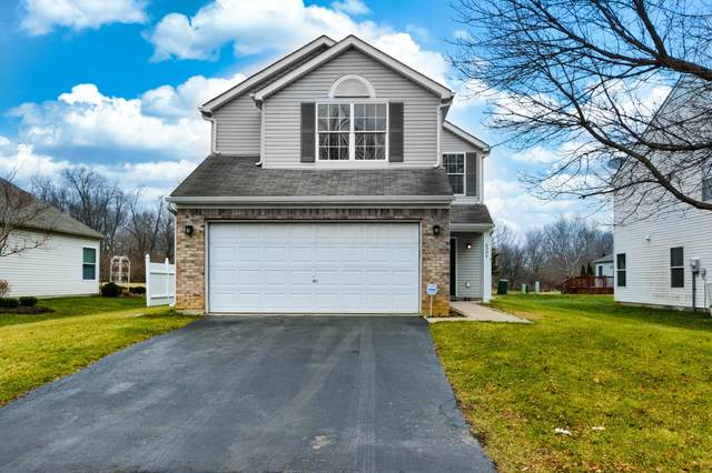 6204 Kensington Glen Drive, Canal Winchester, OH 43110 (MLS #221001386) :: 3 Degrees Realty