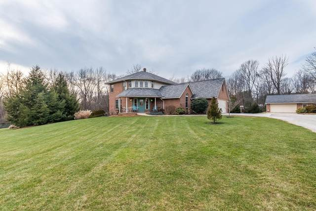 13301 Rolling Hills Court, Mount Vernon, OH 43050 (MLS #221001389) :: Sam Miller Team