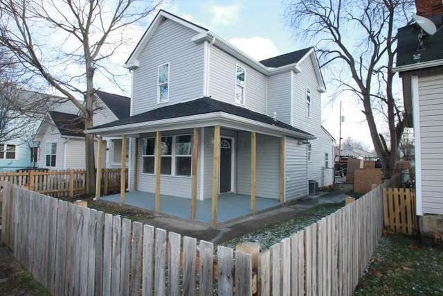 198 Stevens Avenue, Columbus, OH 43222 (MLS #221001391) :: Bella Realty Group
