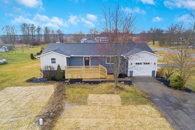 10789 State Route 736, Plain City, OH 43064 (MLS #221001412) :: Berkshire Hathaway HomeServices Crager Tobin Real Estate