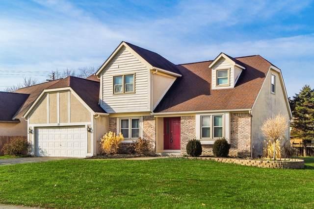 77 Poplar Street, Pickerington, OH 43147 (MLS #221001419) :: CARLETON REALTY