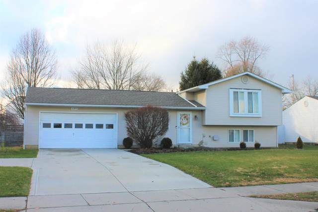 199 N Spring Road, Westerville, OH 43081 (MLS #221001428) :: 3 Degrees Realty