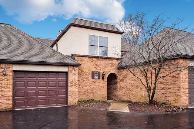 1235 Fountaine Drive K37-U, Upper Arlington, OH 43221 (MLS #221001446) :: Shannon Grimm & Partners Team