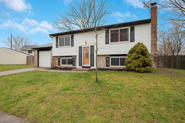 2466 Onyx Court, Grove City, OH 43123 (MLS #221001450) :: HergGroup Central Ohio