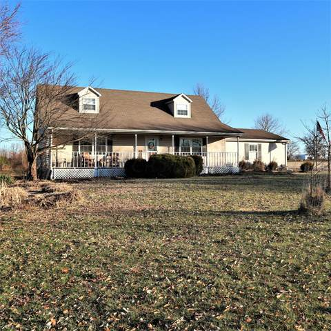 3598 Carroll Eastern Road, Carroll, OH 43112 (MLS #221001453) :: The Willcut Group