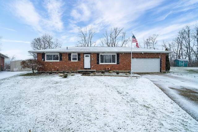 1301 Gardena Court, Springfield, OH 45503 (MLS #221001454) :: The Willcut Group