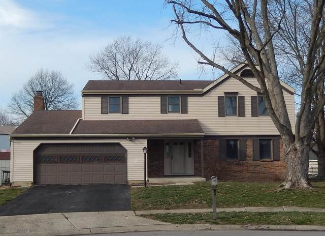 1174 Exploration Court, Worthington, OH 43085 (MLS #221001467) :: Ackermann Team