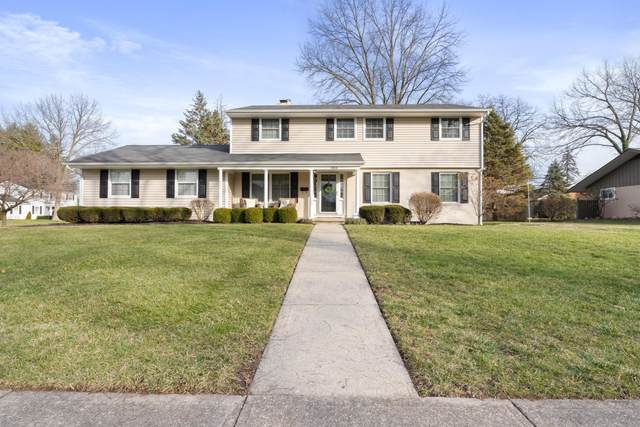 4464 Sussex Drive, Columbus, OH 43220 (MLS #221001480) :: The Jeff and Neal Team | Nth Degree Realty