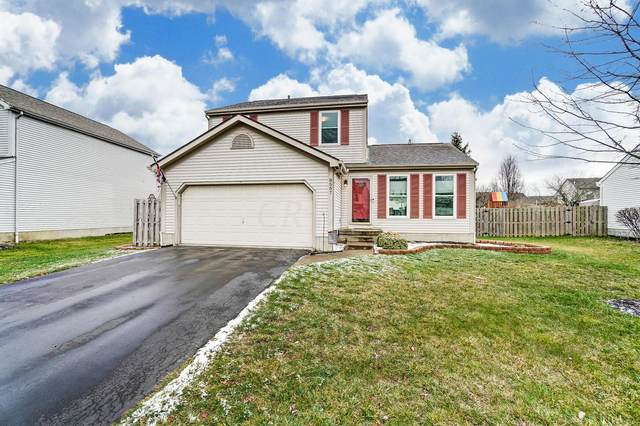 8557 Squad Drive, Galloway, OH 43119 (MLS #221001508) :: Greg & Desiree Goodrich | Brokered by Exp