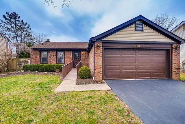 3681 Quail Hollow Drive, Columbus, OH 43228 (MLS #221001514) :: RE/MAX Metro Plus