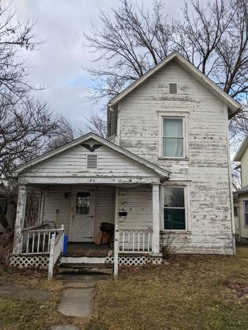 190 Gurley Avenue, Marion, OH 43302 (MLS #221001519) :: The Jeff and Neal Team | Nth Degree Realty