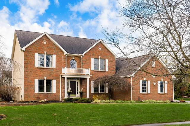 6067 Harbour Town Circle, Westerville, OH 43082 (MLS #221001529) :: Signature Real Estate