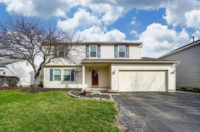 2144 Ransom Oaks Drive, Columbus, OH 43228 (MLS #221001530) :: Ackermann Team