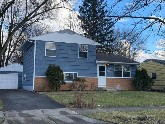 1508 Burlington Avenue, Columbus, OH 43227 (MLS #221001531) :: The Jeff and Neal Team | Nth Degree Realty
