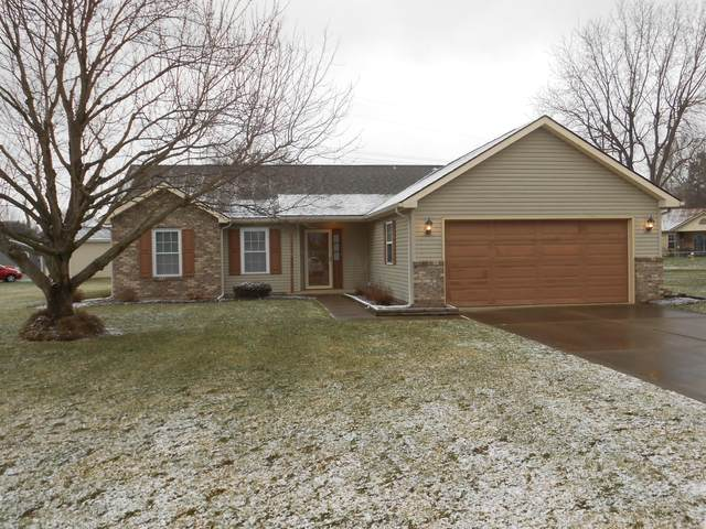 944 Troy Court, Newark, OH 43055 (MLS #221001542) :: Exp Realty