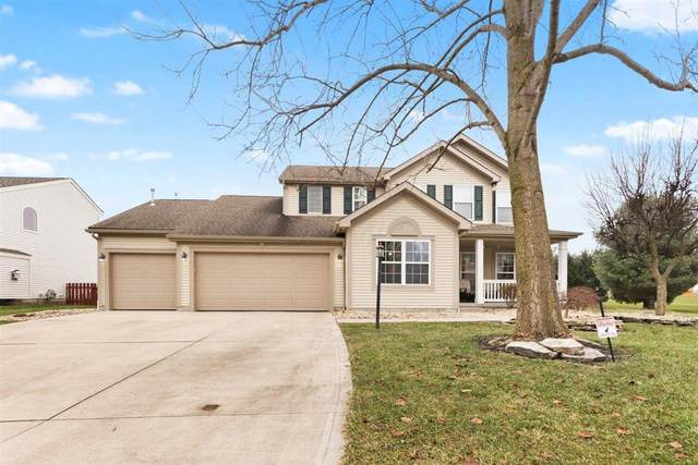 7536 Dover Ridge Court, Blacklick, OH 43004 (MLS #221001571) :: 3 Degrees Realty