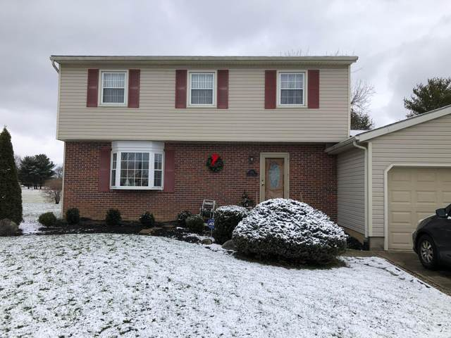 1261 Edgewood Drive, Circleville, OH 43113 (MLS #221001574) :: The Willcut Group