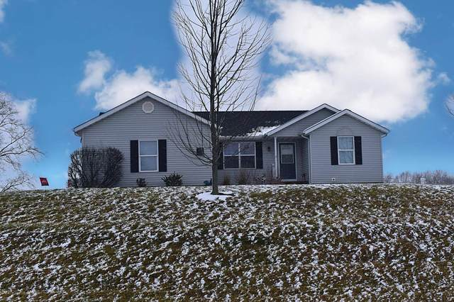 8546 Brigner Road, Mechanicsburg, OH 43044 (MLS #221001585) :: RE/MAX Metro Plus