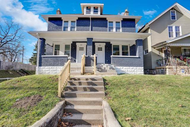 907 S 22nd Street, Columbus, OH 43206 (MLS #221001639) :: Susanne Casey & Associates