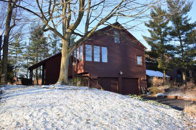 331 Lakeside Drive, Westerville, OH 43081 (MLS #221001643) :: Exp Realty