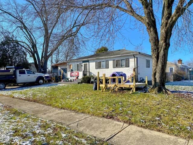 3625 Shoreline Drive, Columbus, OH 43232 (MLS #221001651) :: The Raines Group