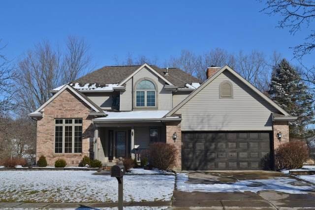 1200 Kingsgate Road, Springfield, OH 45503 (MLS #221001658) :: The Raines Group
