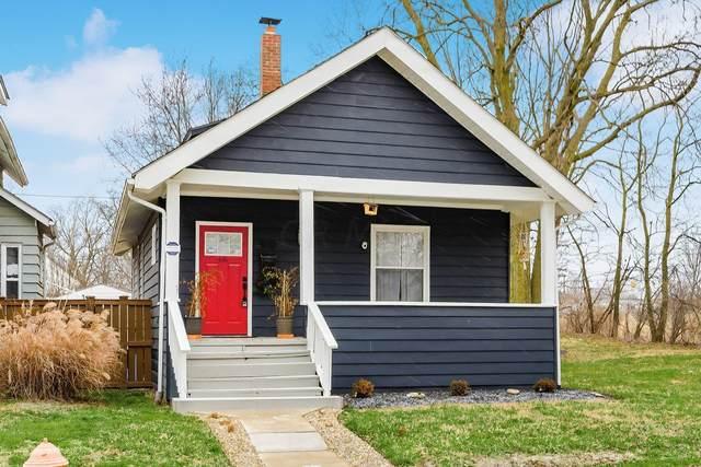 510 Chilcote Avenue, Columbus, OH 43202 (MLS #221001662) :: Signature Real Estate