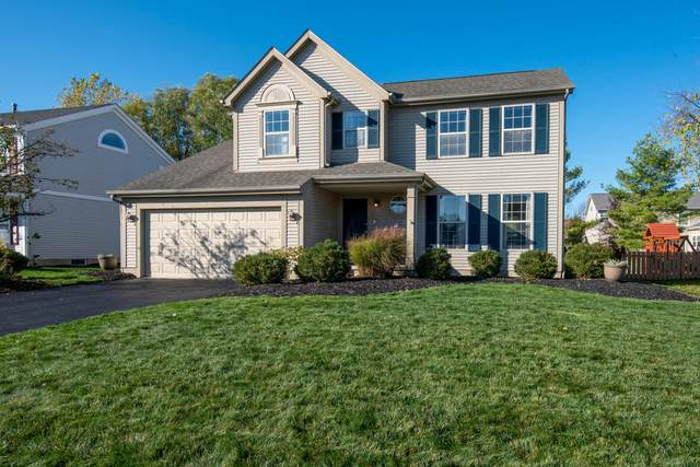 8522 Payson Drive, Lewis Center, OH 43035 (MLS #221001664) :: Signature Real Estate