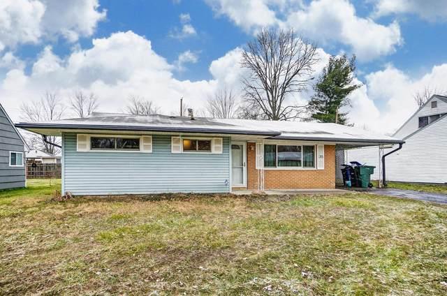 1373 Gertrude Drive, Columbus, OH 43227 (MLS #221001669) :: Signature Real Estate