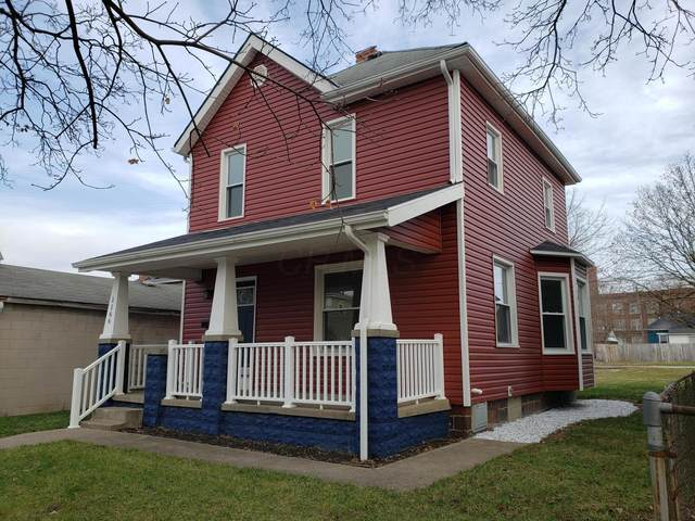 1166 Wager Street, Columbus, OH 43206 (MLS #221001674) :: Susanne Casey & Associates