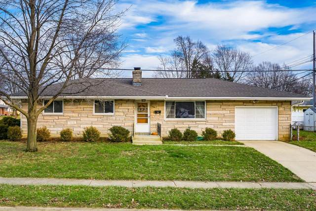 4580 Sandy Lane Road, Columbus, OH 43224 (MLS #221001676) :: Signature Real Estate